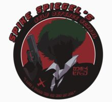 Cowboy Bebop - Spike by Adam Angold