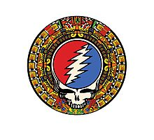 2012 Mayan Steal Your Face - Full Color Photographic Print