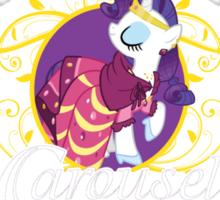 Carousel Boutique Sticker