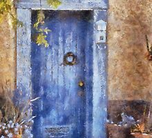 Elisian Market Door by Linda Gregory