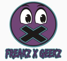 FREAKS AND GEEKS BLUE X PURPLE by lonelycreations