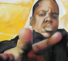 Notorious B.I.G. by Matt Burke