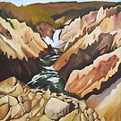 """102. """"The Shadows of Yellowstone National Park.""""  by amyglasscockart"""