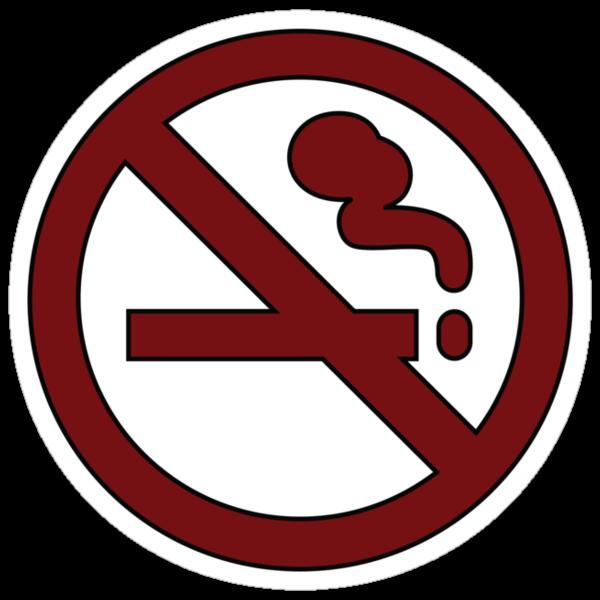 """Marceline's """"Don't Smoke"""" Shirt by RavishingRyan"""