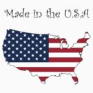 MADE IN THE USA by Bundjum