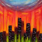 City of Fire by Morgan Ralston