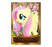 Fluttershy, Element of Kindness Photographic Print