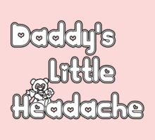 daddy's little headache by anguishdesigns