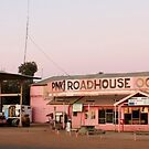 Pink Roadhouse, Oodnadatta by Property &amp; Construction Photography