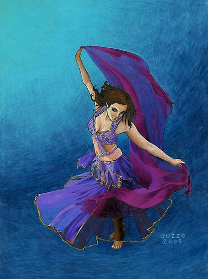 Salomé by Laura Guzzo