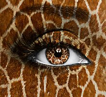 Giraffe by yosi cupano