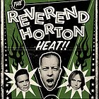 Reverend Horton Heat Poster by deathray66