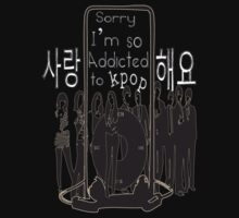 I'm so addicted to KPOP by cheeckymonkey