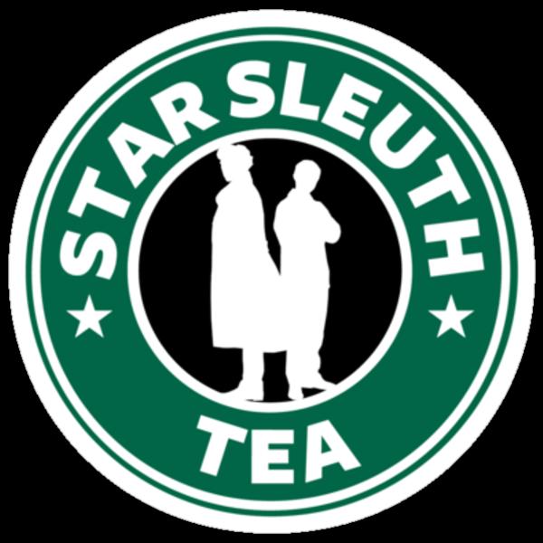 Sherlock Holmes - Starbucks Parody2 by dgoring
