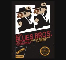 Super Blues Bros. by jango39