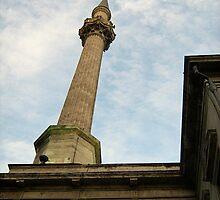 minaret. by Alexandra Brovco