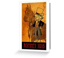 ROMNEY 1916 Greeting Card