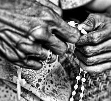 Rosary by wahjunugroho