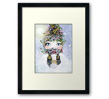 Ivy Holly  Framed Print