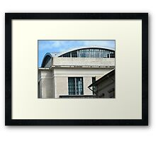 Grand Reading Room Framed Print