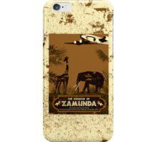 Visit Zamunda iPhone Case/Skin