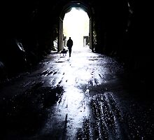 The Light at the End of the Tunnel by Sara Bawtinheimer