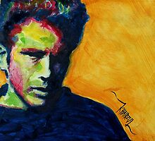 James Dean  by Khairzul MG