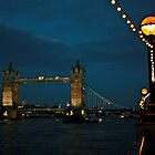 Tower Bridge at Night  by copacic