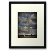 If the World Ends Today Framed Print