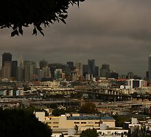 San Francisco's Other Side by fototaker