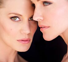 TRICIA HELFER     dennys ilic photography     KATEE SACKHOFF by actingoutlaws