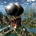 Airbus Sirius by Dreamscenery