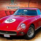 Ferrari 275 GTB by Stuart Row