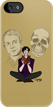 Sherlock & Friends by NadddynOpheliah