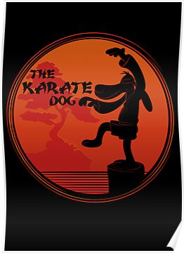 The Karate Dog  by Scott Weston