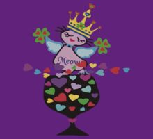 ㋡♥♫Swanky Irish Queen Cat Fantabulous Clothing & Stickers♪♥㋡ by Fantabulous