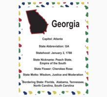 Georgia Information Educational T-Shirt