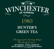Winchester Tea (white) by Unicorn-Seller