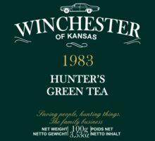 Winchester Tea (white) by Unicorn-Seller