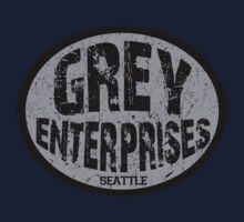 Grey Enterprises  by stevebluey