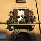 window in Piazza Navona by graceloves