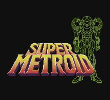 Super Metroid T-Shirt