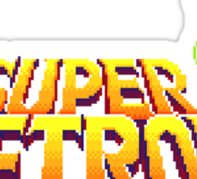 Super Metroid Sticker