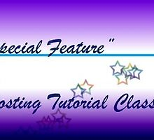 Banner for Hosting Class by Ann Warrenton