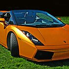 Lamborghini Gallardo Spyder by Samuel Sheats