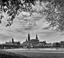 """""""The Barok Heart of Europe"""" (B&W) by Andreas Koerner"""