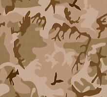 Hunters Camo by Brian Alexander