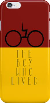 The Boy Who Lived by tlcollins402