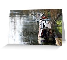 Winter on the Water Greeting Card