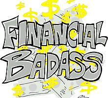 Financial Badass by Brian Belanger